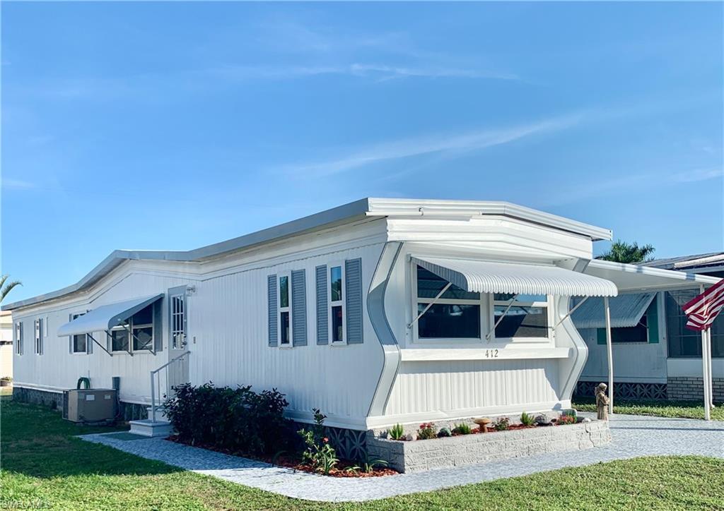 Trailerparkhus – FLP#1256 – North Fort Myers